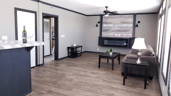 Brand New Carrington Home-Family Room has a BAR & Electric Fireplace!