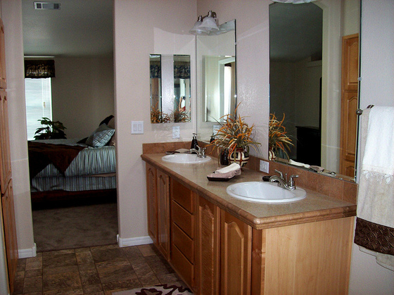 Advantage 6032A Master Bath