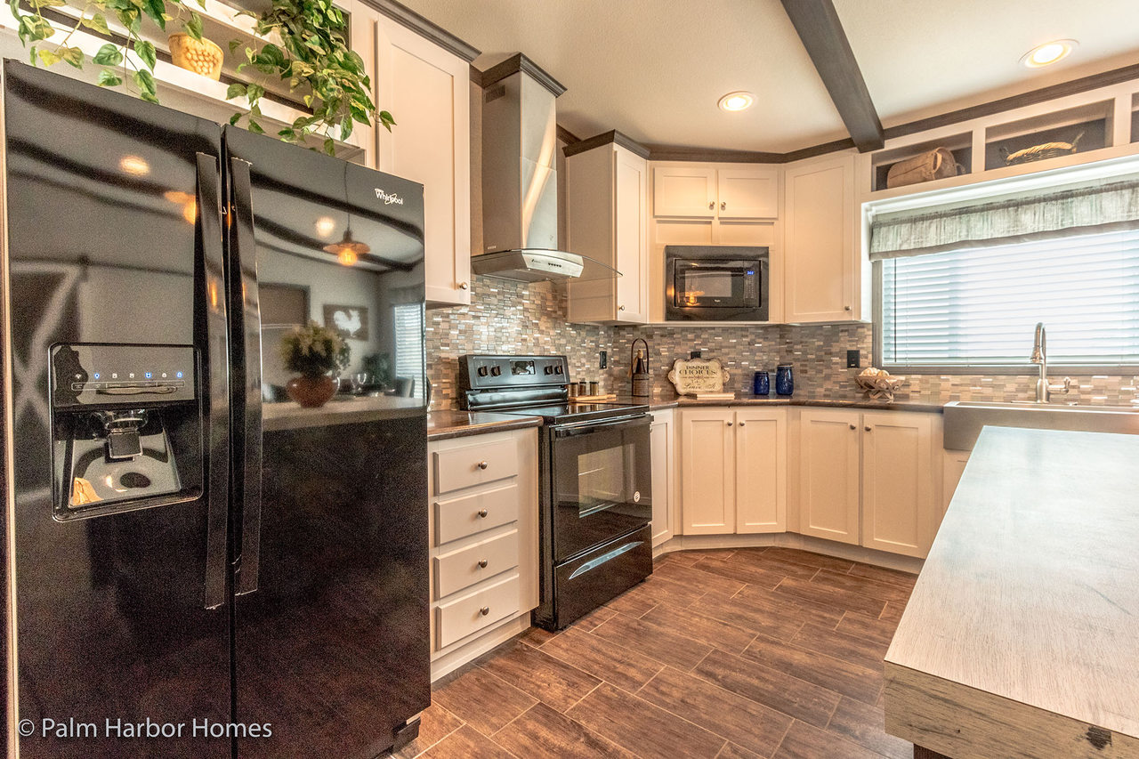 The Arlington 48 30483a Manufactured Home Floor Plan Or